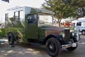 Rare 1929 REO Heavy Duty Camping Wagon is an early truck-based camper in amazing condition