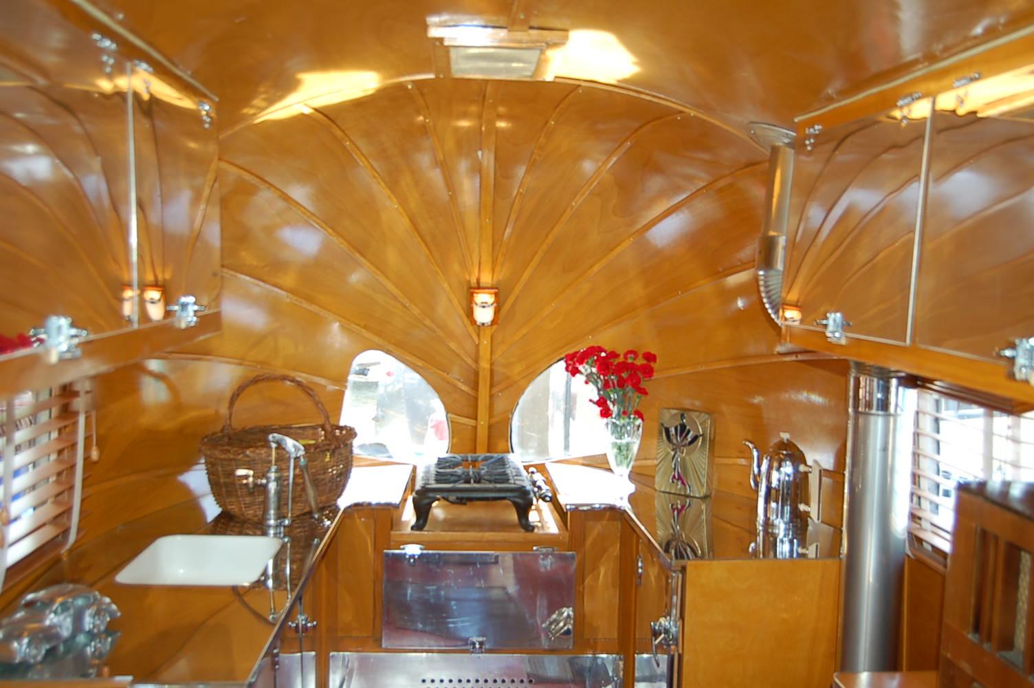 Vintage Trailer Interiors From The 1930 39 S