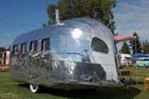 Old 1936 Airstream Clipper