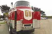 Restored 1941 Futurliner built by GM, is a rare and wondrous sight to see in person
