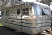 First Trailer Made by Spartan is This 1945 Spartan Manor Silver Queen