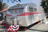 Beautifully Restored 1950 Spartanette Tandem Travel Trailer