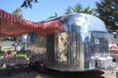 Vintage 1951 Airstream Cruisette Trailer