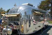 Classic 1952 Airstream Cruiser Travel Trailer