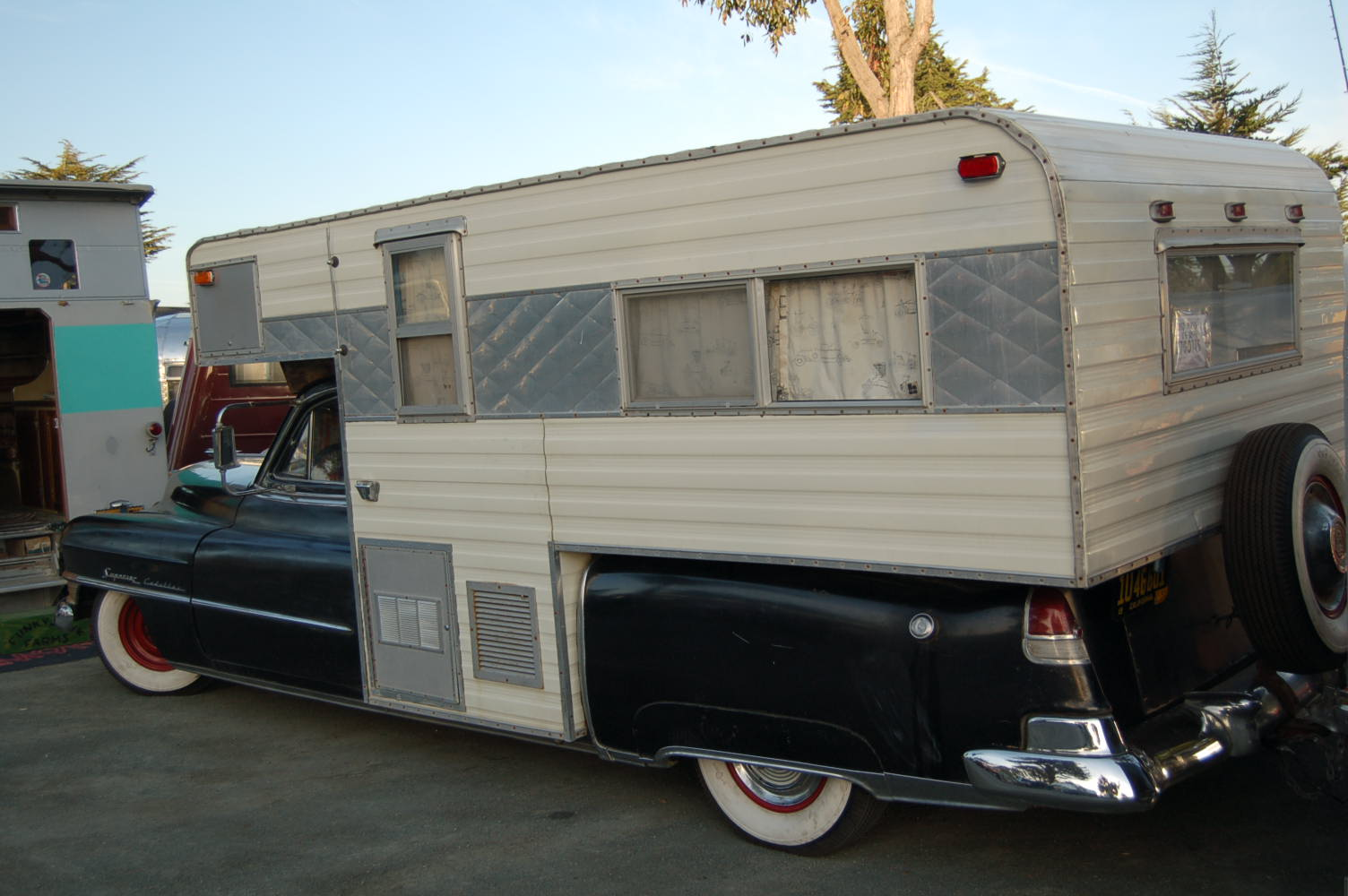 Awesome VINTAGE NO 35 Vintage Campers