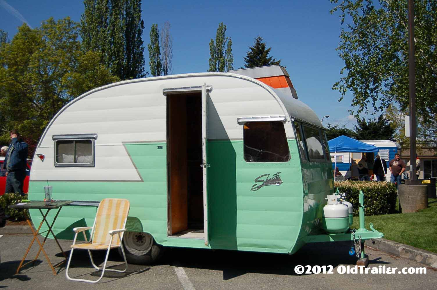 Vintage Shasta Trailer Pictures And History From