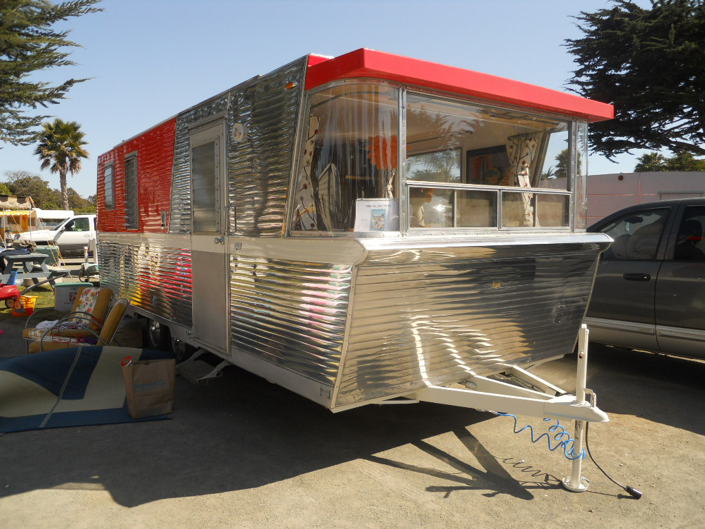 Vintage house trailer pictures
