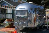 Classic 1963 Airstream Bambi Trailer