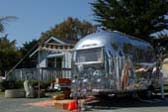 Cozy 1963 Airstream Bambi Travel Trailer