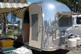 1964 Airstream Globetrotter Travel Trailer