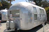 1964 Airstream Safari Trailer With Subdued Patina