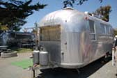 Rare 1965 Airstream Safari International Travel Trailer