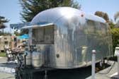 1967 Airstream Caravel Trailer, Perfect Size For Camping