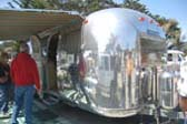 Rommy 1968 Airstream Tradewind Trailer