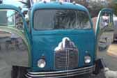 Picture of art-deco Decoliner Motorhome cab front end