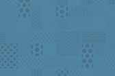 Formica Laminate retro pattern sample chip for pattern Blueberry Halftone #6618
