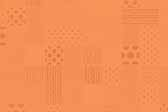 Formica Laminate retro pattern sample chip for pattern Tangello Halftone #6620