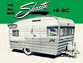 Vintage Shasta trailer length, weight, specifications, dimensions, features and options